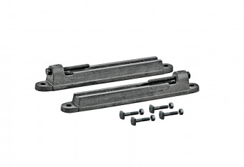 Slide rails SLA, length 250
